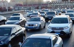 Trung Quốc dự kiến gắn chip RFID theo dõi xe ô tô