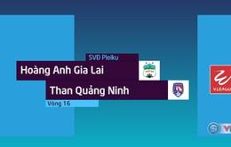 VIDEO: Tổng hợp diễn biến HAGL 4-0 Than Quảng Ninh (Vòng 16 Nuti Café V.League 2018)