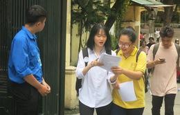 77 thí sinh vi phạm quy chế thi trong kỳ thi THPT Quốc gia 2018