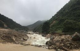 Cận cảnh hoang tàn nơi lũ quét đi qua tại Lai Châu