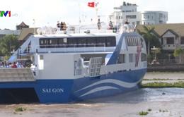Khai trương phà cao tốc 5 sao tuyến Rạch Giá - Phú Quốc