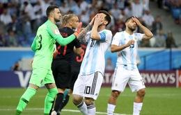 FIFA World Cup™ 2018: Cơ hội đi tiếp vào vòng 16 đội của ĐT Argentina là bao nhiêu?