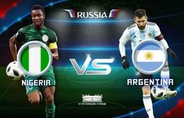 FIFA World Cup™ 2018, Nigeria – Argentina: Không còn đường lùi! (1h00 ngày 27/6 trên VTV6)