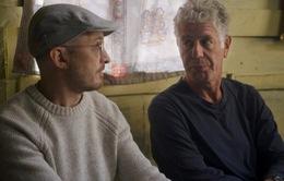 Anthony Bourdain trầm ngâm nghĩ về cái chết trong tập phim cuối cùng