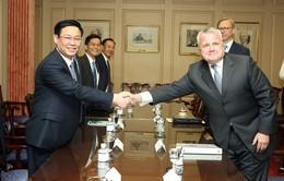 Đẩy mạnh hợp tác Việt Nam – Hoa Kỳ