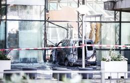 Lao xe tải vào tòa soạn báo ở Hà Lan, không có thương vong