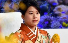 Công chúa Ayako của Nhật Bản từ bỏ tước vị khi kết hôn với dân thường