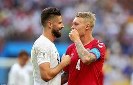 Sau bao chờ đợi, cuối cùng điều này đã xảy ra tại FIFA World Cup™ 2018