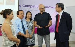 Chủ tịch Ngân hàng Phát triển châu Á thăm Vườn ươm doanh nghiệp Đà Nẵng