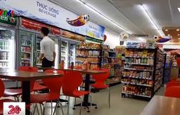 """Cửa hàng tiện lợi - """"Miếng bánh ngon"""" của trộm cướp"""