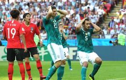 """Đức """"băng hà"""" ở FIFA World Cup™ 2018: Gặp may nhưng lại... không hay"""