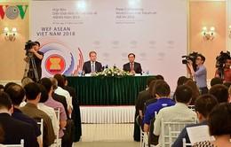 Diễn đàn kinh tế thế giới về ASEAN 2018 sẽ diễn ra tại Việt Nam