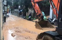 Quảng Ninh: Tìm thấy thi thể cán bộ công an bị lũ cuốn trôi