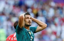 """ĐT Đức tạo kỷ lục buồn nhất 80 năm dự FIFA World Cup™: Thầy trò Joachim Loew """"chết đứng"""" trên sân"""