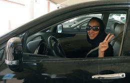 Nhiều phụ nữ Saudi Arabia chọn nghề tài xế sau khi dỡ bỏ lệnh cấm lái xe