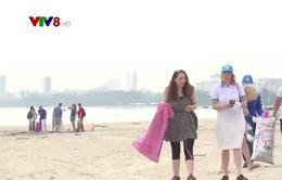 Bảo vệ biển trước mối đe dọa từ rác thải nhựa