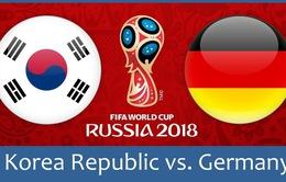 Trước trận ĐT Hàn Quốc – ĐT Đức: Die Mannschaft đã vào guồng (21h hôm nay, 27/6)