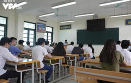 Bắt đầu chấm thi THPT Quốc gia 2018