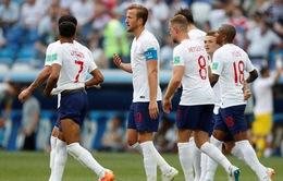 """FIFA World Cup™ 2018: """"Mọi đối thủ nên sợ ĐT Anh"""""""