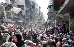 LHQ lo ngại nguy cơ xảy ra một trận chiến quy mô lớn ở Syria