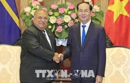 Việt Nam luôn coi trọng thúc đẩy quan hệ hữu nghị với Nauru