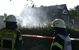 Nổ lớn tại một khu chung cư ở Đức, ít nhất 3 người thiệt mạng