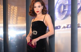 Ca sĩ Hồ Ngọc Hà được trao giải Hình tượng thời trang của năm tại ELLE Style Awards 2018