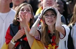 Phóng viên Thể Thao VTV tác nghiệp tại Nga: Những cảm xúc trái ngược của CĐV Hàn Quốc và Đức sau trận đấu