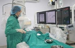 Cứu sống bệnh nhân nguy kịch bị u gan vỡ