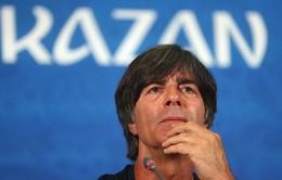 FIFA World Cup™ 2018: ĐT Đức thất bại ê chề, HLV Joachim Low buồn bã tiết lộ tương lai