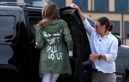 Người dân Mỹ cố vấn trang phục cho đệ nhất phu nhân Melania Trump