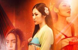 Hương Tràm chơi lớn với MV cổ trang