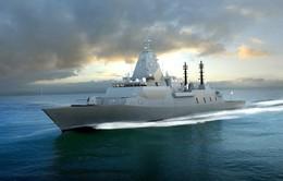 Anh kí hợp đồng đóng tàu chiến trị giá hàng chục tỷ USD với Úc