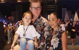 Đoan Trang bật mí về cuộc sống hạnh phúc bên chồng Tây