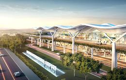 Đưa vào hoạt động Nhà ga hành khách quốc tế, Cảng hàng không quốc tế Cam Ranh
