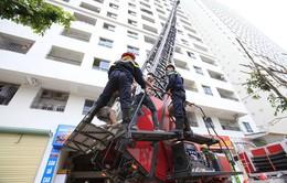 100% chung cư ở Đà Lạt không đảm bảo an toàn phòng cháy chữa cháy