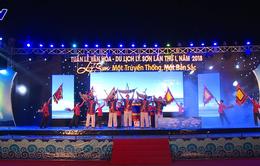 Khai mạc Tuần lễ Văn hóa - Du lịch Lý Sơn lần thứ nhất
