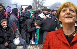 Đức thừa nhận khủng hoảng di cư quyết định số phận EU