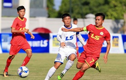 Giải Bóng đá U17 Quốc gia – Cúp Thái Sơn Nam ngày 29/6: SHB Đà Nẵng đại thắng