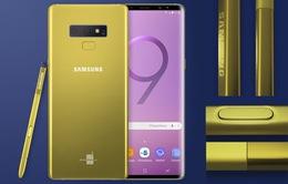 Hé lộ hình ảnh Galaxy Note 9 với phiên bản vàng rực