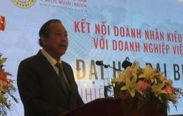 Đại hội đại biểu Hiệp hội doanh nhân Việt Nam ở nước ngoài