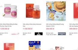 Hỗn loạn quảng cáo thuốc uống chống nắng