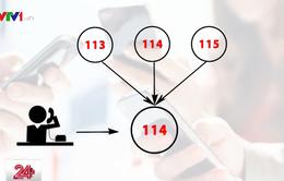 TP.HCM chọn 114 làm đầu số tiếp nhận tất cả tin khẩn cấp
