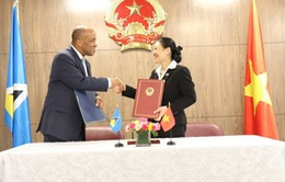 Việt Nam thiết lập quan hệ ngoại giao với Saint Lucia