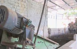 Phú Yên: Bỏ hoang nhà máy xử lý rác vì không có hệ thống xử lý nước thải
