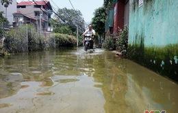 Đề xuất xây hồ điều tiết ngầm chống ngập cho TP Hà Nội