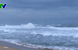 Quảng Ngãi: Hơn 1.100 tàu cá chưa vào bờ trú bão; hơn 2.000 du khách bị kẹt ở đảo Lý Sơn