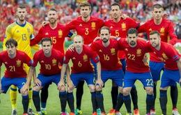 ĐT Tây Ban Nha công bố số áo trước trận giao hữu với ĐT Thụy Sĩ
