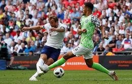Harry Kane ghi bàn, ĐT Anh thắng tối thiểu ĐT Nigeria