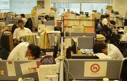 Nhật Bản nỗ lực ngăn chặn tình trạng làm việc quá tải